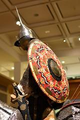Mounted Cavalryman (Bri_J) Tags: uk museum nikon leeds mounted armour cavalry royalarmouries d7200