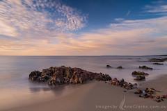 Calando (Images by Ann Clarke) Tags: clouds coastal coastline eyrepeninsula nisifilters