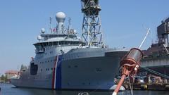 ICGV Thor (Lukasz Pacholski) Tags: coast iceland ship guard thor patrol