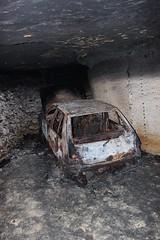 Peugeot 205 C (GL 1987) 1 (Raphael Drake) Tags: abandoned car underground voiture wreck peugeot abandonne 205 peugeot205 carriere epave quarrex