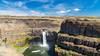 Mighty Falls (Uday Pratti) Tags: waterfall washingtonstate palouse eastwashington palousestatepark witmancounty walousewaterfalls
