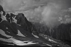 alps (Toni_V) Tags: schnee summer bw snow mountains alps monochrome weather clouds schweiz switzerland blackwhite europe suisse hiking sommer rangefinder berge mp alpen svizzera schwarzweiss wallis brig wetter valais wanderung 2016 svizra oberwallis escursione sep2 summiluxm leicam spitzhorli glishorn niksoftware 35lux messsucher 160625 flhorn hornalp typ240 toniv m2400419