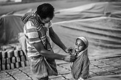 I am a princess not because I have a prince, but because my father is a king. (Towfiq Chowdhury) Tags: king day child prince princes fathers