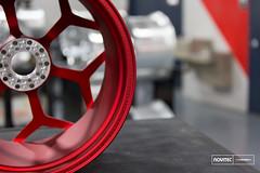 Vossen Forged- NV Series NV1 - Scarlett Red - 45039 -  Vossen Wheels 2016 - 1010 (VossenWheels) Tags: nv forged madeinusa novitec nv1 madeinmiami forgedwheels vossenforged scarlettred vossenforgedwheels vossenwheels2016 novitecxvossen