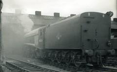 img792 (OldRailPics) Tags: steam aberdeen kingfisher british locomotive railways ferryhill 61b 60024