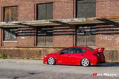 "RAYS VOLK Racing TE37SL White Subaru STI 18x10 +30 • <a style=""font-size:0.8em;"" href=""http://www.flickr.com/photos/64399356@N08/28117383036/"" target=""_blank"">View on Flickr</a>"