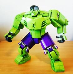 (henrypinto) Tags: hulk hulkbuster legohulk legomarvel