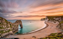 Durdle Door (Alessio Andreani) Tags: uk longexposure greatbritain landscape britain dorset durdledoor