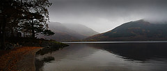 Scotch Mist (Brian Travelling) Tags: mist weather scotland lochlomond scotchmist pentaxkr brianmcdiarmid
