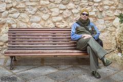 En el Banco (Pedro Payo) Tags: en canon 50mm banco el sentado 6d descansando
