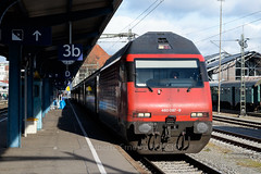 RE 460 097-9 (railphoto) Tags: sbb bodensee costanza ffs cff re460 kostanz