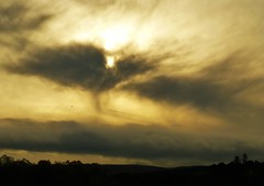 The Cloud..x (Lisa@Lethen) Tags: sunset sky storm nature weather clouds scotland day skies cloudsstormssunsetandsunrise