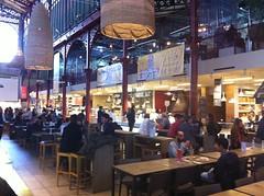 "il ""Grande Mercato"", les halles de Florence (christian mange) Tags: grande florence firenze toscane mercato halles ligurie"