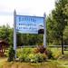 © Lac-des-Aigles- 2014 - Entrées de l'entité municipale-entrée sur la route 232 en provenance de Rimouski