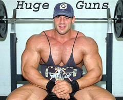 zoltanvoros9 (davidjdowning) Tags: men muscles muscle muscular bodybuilding buff bodybuilder biceps