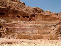 Petra: il teatro (costagar51) Tags: arte petra jordan storia giordania anticando panoramafotográfico thebestofmimamorsgroups contactgroups