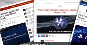 Hackers AKA Lizard Squad Shut Down Sony PlayStation Network