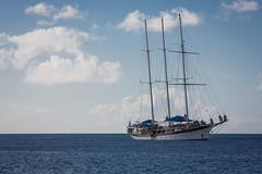 Anse La Roche (_dChris) Tags: ocean sea boat sailing ship yacht vessel sail caribbean segeln karibik caribbeanislands