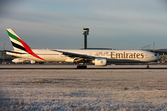 Emirates A6-ECG, OSL ENGM Gardermoen (Inger Bjrndal Foss) Tags: norway emirates boeing 777 osl gardermoen engm a6ecg