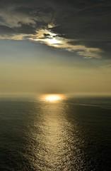 Sunset at Capo da Roca (Tolek Jeden) Tags: ocean sunset portugal rock atlantic