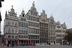 Antwerp merchent houses