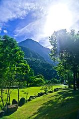 秀林鄉-臺灣 Sioulin Township, Taiwan (CPLandArch) Tags: park trees sky sun mountain green relax scenery hill lawn taiwan greenery resting 臺灣 breathtaking recreational 秀林鄉 寶島 sioulintownship cplandarch