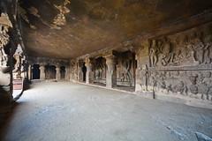 India - Maharashtra - Ellora Caves - Cave 21 - 6 (asienman) Tags: india maharashtra elloracaves asienmanphotography
