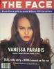 VANESSA PARADIS - THE FACE No140 JANUARY 1992