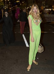 The Forty-First Annual  Halloween Parade (jean_chevalier23) Tags: nyc newyorkcity usa ny celebrity celebrities halloweenparade greenwichvillage 41st fortyfirst halloweenparadephotos