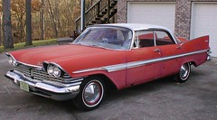 1959 Plymouth Fury (PAcarhauler) Tags: car sedan plymouth fury