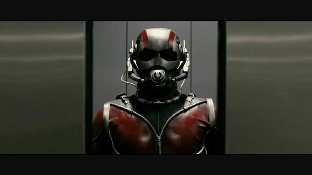 Ant-Man Trailer | First Look
