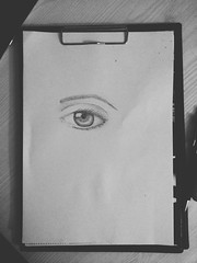 #eyes #drawing #blackpencil #art #good #me (ko.ahsen) Tags: art me eyes drawing good blackpencil