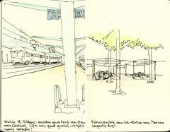 (Linda Vanysacker - Van den Mooter) Tags: moleskine pencil sketch drawing dessin crayon colourpencil croquis tekening schets potlood urbansketch vanysacker visiblytalented vandenmooter lindavanysackervandenmooter lindavandenmooter