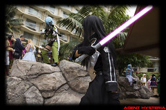 Kirito vs Sinon (Agent Hysteria) Tags: sao sinon kirito swordartonline gungaleonline