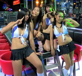 fun girls in pattaya