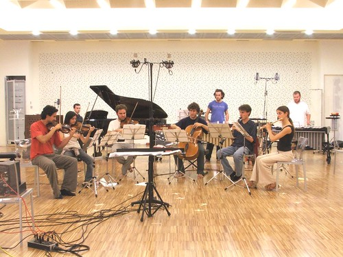 mdi ensemble recording Gervasoni