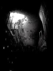 IMG_3262BW - 2013-1003  ( Forgemind ArchiMedia) Tags: architecture taiwan taichung  toyoito    taiwanarchitecture  taichungmetropolitanoperahouse    toyoitotaichungmetropolitanoperahouse  toyoito  20131003    20131003