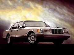 1991-1994 Lincoln Town Car (biglinc71) Tags: car town lincoln 19911994