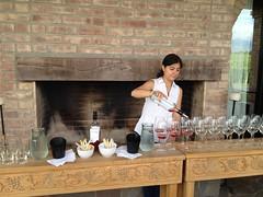 Dégustation de vin à Andaluna