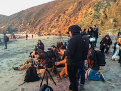 Getting the perfect shot (mojave955) Tags: california usa america canon unitedstatesofamerica bigsur westcoast pfeifferbeach   600d sunportal   keyholerock  eos600d rebelt3i