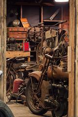 Open door (Matthias-Hillen) Tags: museum vintage dale time wheels north machine maggie harley valley matthias carolina motorcycle through davidson hillen walksler matthiashillen