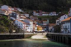 Cudillero (qooldreams) Tags: travel beautiful landscape spain village asturias seafood colourful townscape touring cudillero villagescape