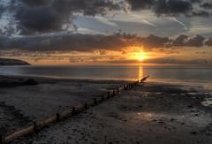 Sunrise, Douglas, Isle of Man (neilalderney123) Tags: beach sunrise landscape douglas isleofman manx iom siunset neilhoward