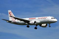 TS-IMT Airbus A320-214 TAR  LGW (Jetstar31) Tags: airbus tar lgw a320214 tsimt