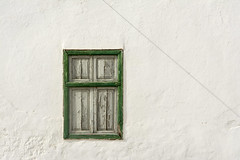 Green window in decay (on Explore) (Jan van der Wolf) Tags: shadow white green window wall groen decay lanzarote minimal minimalism schaduw wit minimalistic min raam muur lagraciosa verval minimalisme map150326vvv