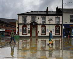 Walk on water (JEFF CARR IMAGES) Tags: northwestengland towncentres