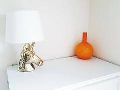 New Unicorn Lamp (kibblesthepig) Tags: light lamp target unicorn