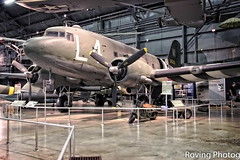 Douglas C-47D Skytrain (robtm2010) Tags: ohio usa museum canon aircraft military wwii airplanes transport planes douglas skytrain dayton usairforce t3i gooneybird nationalmuseumoftheunitedstatesairforce c47d