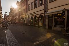 Heidelberg Altstadt (davidgevert) Tags: germantown germany nikon streetphotography lensflare d750 sunburst heidelberg altstadt travelphotography colorstreetphotography nikon2470mmf28 davidgevert gevertphotography nikond750