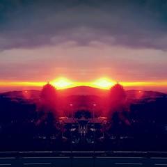 -Sunset- (dimaherzog) Tags: new sunset sky nature sunshine night flickr artist path